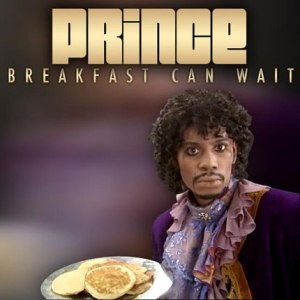 Prince Breakfast in Bed