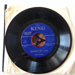 A-sidan - Goodbye My Love (King)