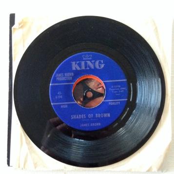 B-sidan - Shades of Brown (King)