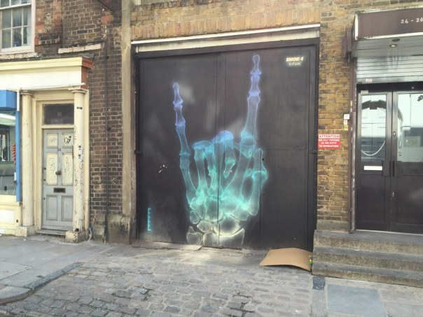 Shok-1 x-funk by Matt Brown (CCBY)