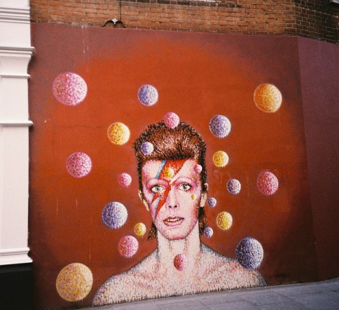David Bowie Mural photo by k_tjaaa (CCBY)