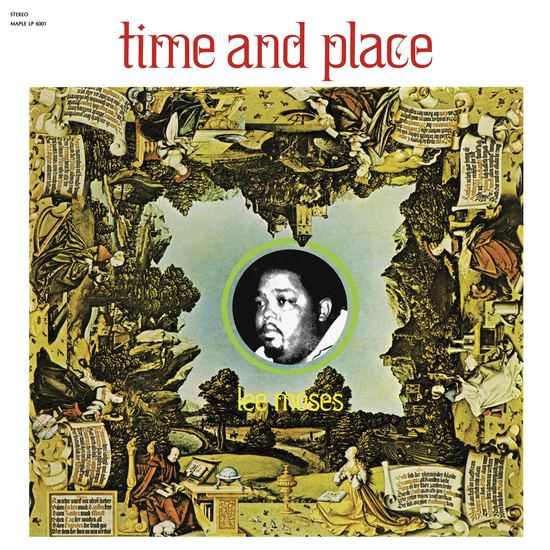 lee moses time and place cover