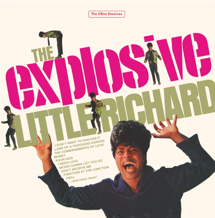 little richard the explosive